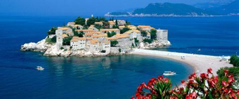 Описание курортов Черногории
