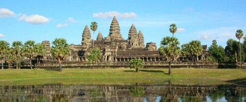 В Камбоджу из Паттайи самостоятельно