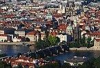 Достопримечательности Праги весной